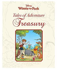 Disney Winnie The Pooh Tales Of Adventure Treasury - English