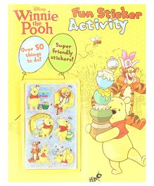 Disney WTP Fun Sticker Activity - English
