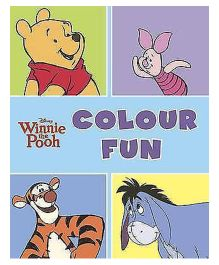 Disney Fun Coloring - English