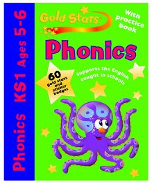 Goldstars Phonics - English