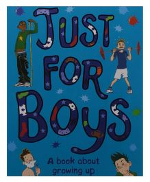 Just For Boys - English