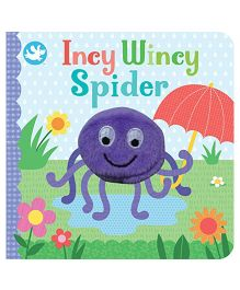 Little Learners Incy Wincy Spider - English