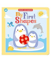 Little Learners My First Shapes - English