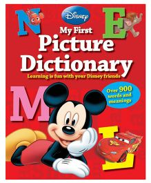 My First Picture Dictionary - English