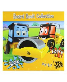 PHP JCB My First Board Book In Slip Case - English