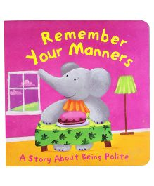 Remember Your Manners - English