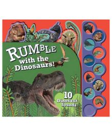 Rumble With The Dinosaurs - English