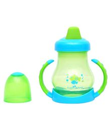 1st Step 3 Stage Feeding System - Green Blue