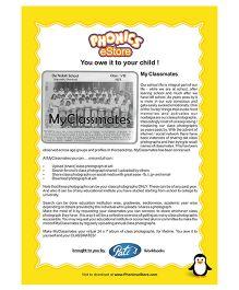 Pati's Phonics Sight Words Workbook - English
