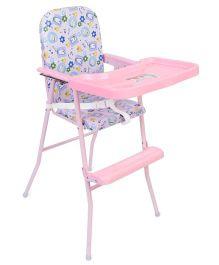 New Natraj High Chair 040 - Pink