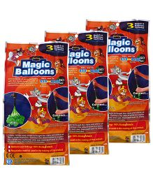 Tom And Jerry Magic Balloon Bunch Multi Color - 333 Pieces (Color may Vary)