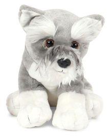 Wild Republic Pet Shop Schnauzer Soft Toy - 27 cm