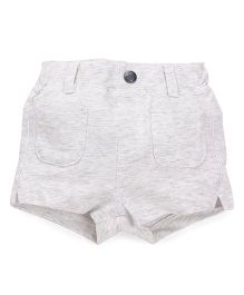 Fox Baby Shorts - Off White