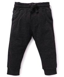 Fox Baby Full Length Track Pants - Black