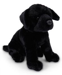 Wild Republic Labrador Soft Toy Black - 28 cm
