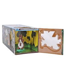 Imagi Make Animals Multi Color - 100 Pieces
