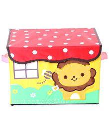 Uberlyfe Foldable Kids Storage Box Large - Multicolour