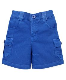 Spark Multi Pocket Shorts - Royal Blue