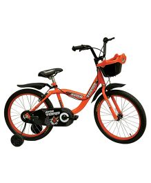 Avon Toro Bicycle - Orange Black