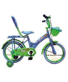 Avon Kite Bicycle - Blue Green
