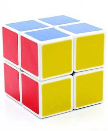 Emob 2x2 Rubik Magic Puzzle - Neon Colors