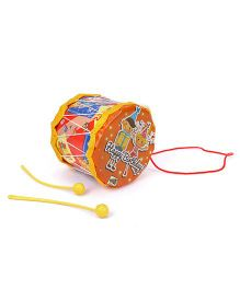 Mansaji Rock Drum Toy - (Color May Vary)