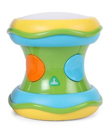 ELC Musical Drum Toy - Green