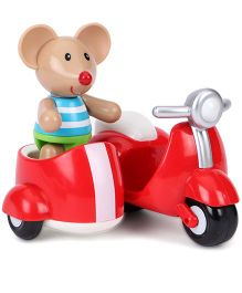 ELC Toy Box Max Scoot - Red
