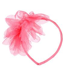 Little Coogie Beautiful Hair Band - Coral