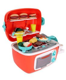 ELC Mini Sizzling Kitchen - Red