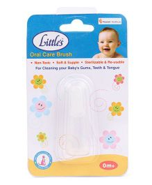 Little's Oral Care Finger Brush