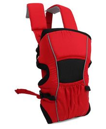 Little's 2 In One Deluxe Baby Carrier - Red