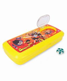 RK's Dragonboyz Theme Pencil Case -Yellow
