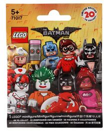 Lego Batman Series Minifigure Assorted Colors - 1 Piece