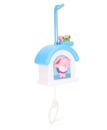 1st Step Musical Pulling Toy - Blue
