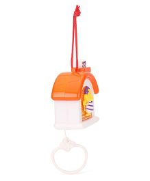 1st Step Musical Pulling Toy - Orange