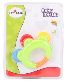 1st Step Tambo Rattle - Green