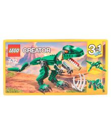 Lego Creator 3 in 1 Mighty Dinosaurs - Green