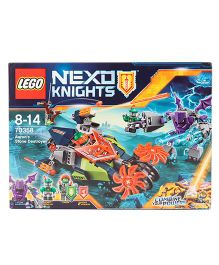 Lego Nexo Knights Aaron's Stone Destroyer