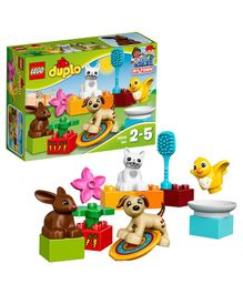 Lego Duplo My Town Family Pets - Multi Color
