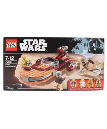 Lego Star Wars Luke's Landspeeder Set