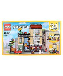 Lego Creator Park Street Townhouse