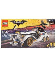 Lego Batman The Penguin Arctic Roller Building Set - 305 Pieces