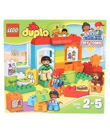 Lego Duplo My Town Preschool Building Set - 39 Pieces