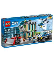 Lego Technic Telehandler - Multi Color
