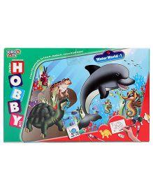 Virgo Toys Hobby Art Water World - Multi Color