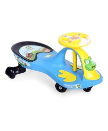 Toyzone Magic Car Deluxe - Blue Yellow
