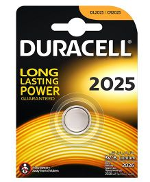 Duracell Specialty Type 2025 Lithium Coin Battery - Pack of 1