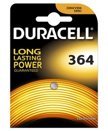 Duracell Specialty Type 364 Silver Oxide Battery - Pack Of 1