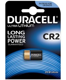 Duracell Specialty Type CR2 Ultra Lithium Photo Battery - Pack of 1